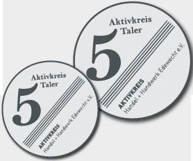 Aktivkreis-Taler